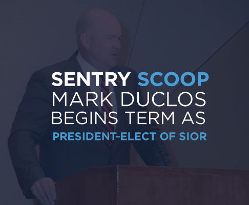 Sentry Commercial's Mark Duclos Begins Term as President-Elect of SIOR