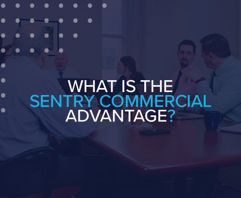 What is the Sentry Commercial Advantage