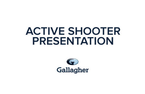 active shooter presentation gallagher