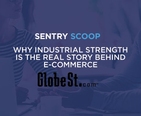 GlobeSt.com article on SIOR and Mark Duclos President of Sentry Commercial