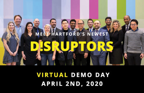 Upward Labs Demo Day is still on! Don't miss this VIRTUAL event April 2nd!