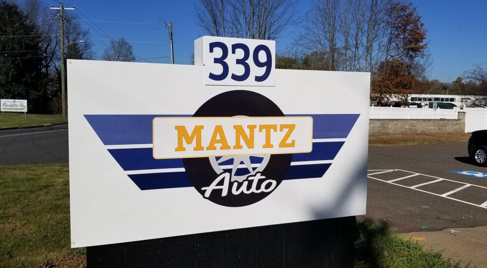 Mantz Auto Sales & Repair