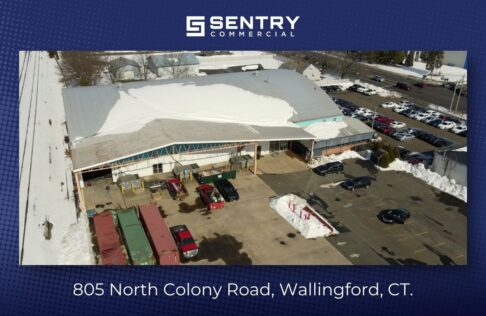 805 North Colony Road, Wallingford, CT.