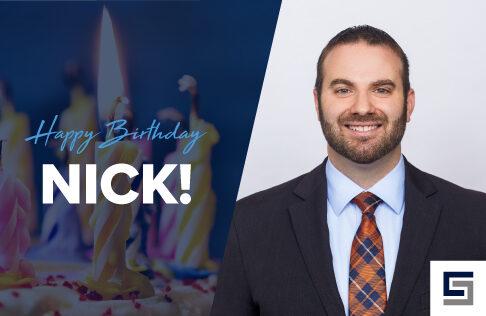 Happy Birthday Nick Pinto!