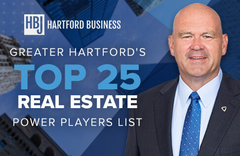 Sentry Commercial's President, SIOR, CRE, FRICS, Mark Duclos Recognized as Greater Hartford's Top 25 Real Estate Power Players!