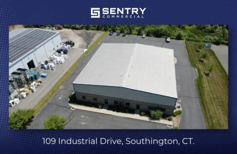 Sentry Commercial is pleased to present 109 Industrial Drive, Southington CT for Sale.